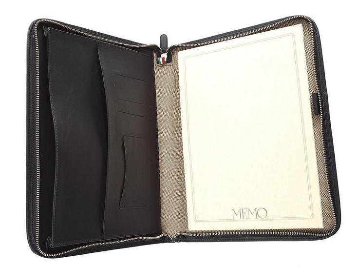 647c6ab661972 obrazek 1 Luksusowa teczka aktówka na dokumenty Maruse