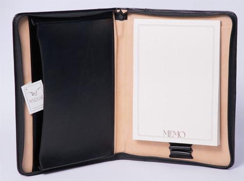 ab6afdb437a4a obrazek 2 Skórzana teczka/portfolio na dokumenty Maruse