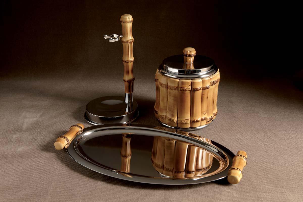 Luksusowe Akcesoria Do łazienki Z Bambusa