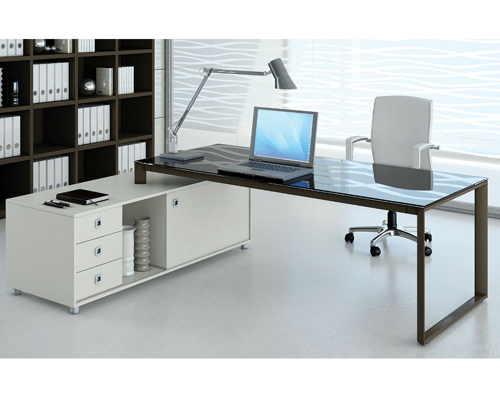 d85585c2691fb5 obrazek 1 Designerskie włoskie biurko - sklep Luxury Products
