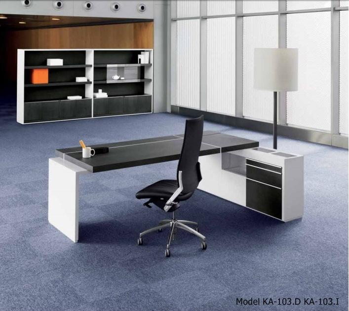 Bardzo dobra Nowoczesne luksusowe biurko do gabinetu JP66