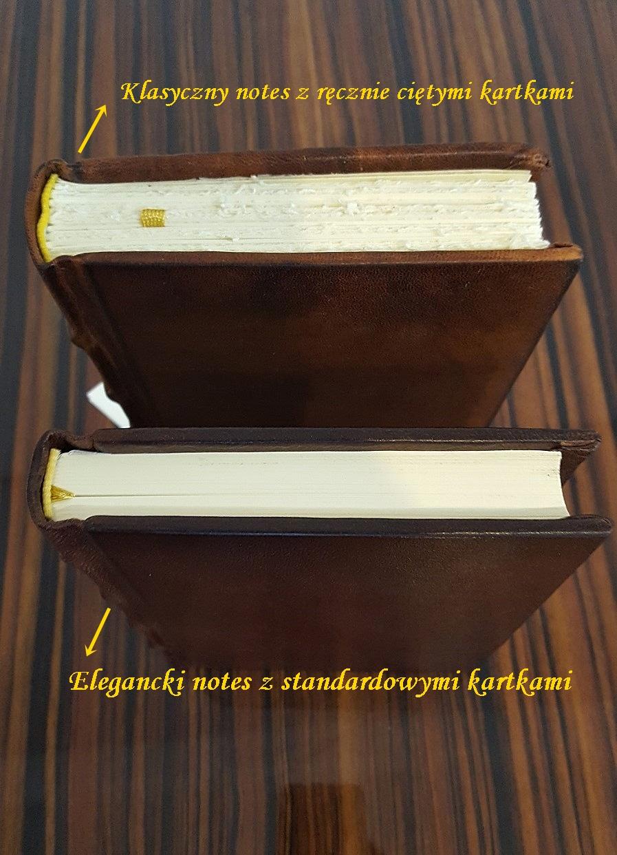 Skorzany Notes A5 Notesy Albumy Pakamera Pl