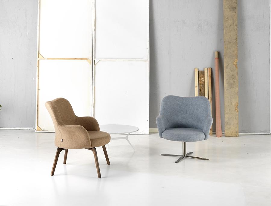 Unikalny Fotel Na Nóżkach Sophora