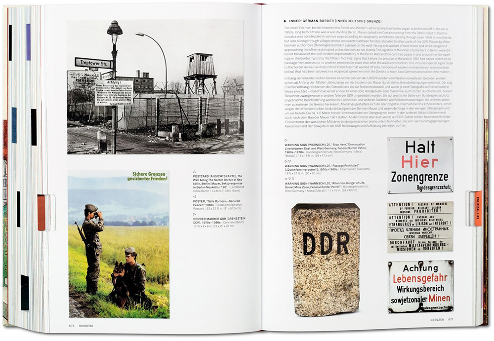 obrazek 8 Książka Beyond the Wall: Art and artifacts from the GDR - Taschen