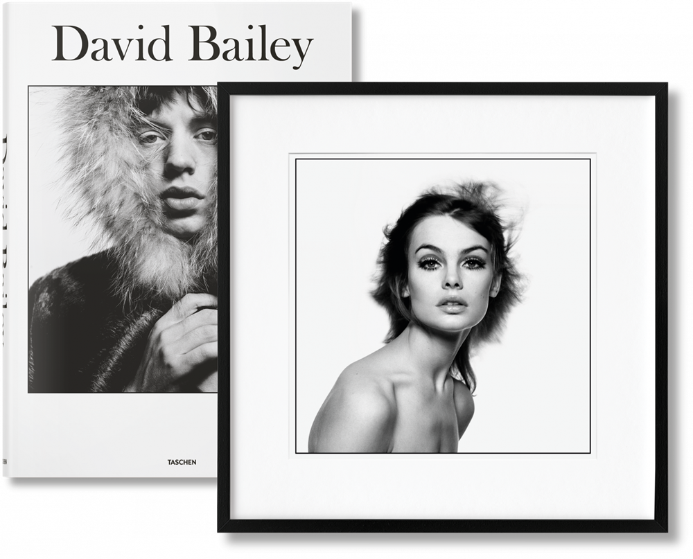 Picture Książka David Bailey. Art Edition No. 76–150 'Jean Shrimpton, 1965' - Taschen