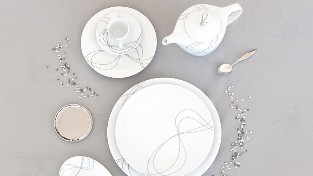 Nowoczesna Porcelanowa Zastawa Stołowa Dla 12 Osób Sklep Luxury Products