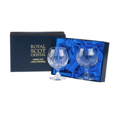 Picture Royal Scot Crystal Kieliszki London do Brandy 2szt.