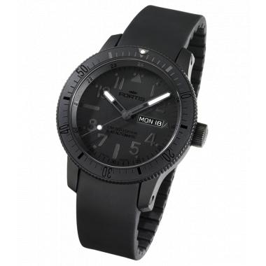 Picture FORTIS B42-Black & Black Limited Edition 647.28.81