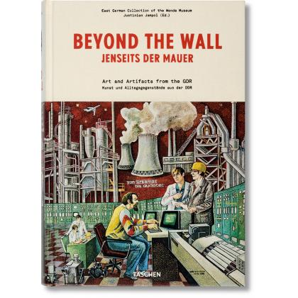 Zdjęcie Książka Beyond the Wall: Art and artifacts from the GDR - Taschen