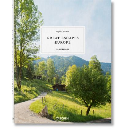 Zdjęcie Książka Great Escapes: Europe. The Hotel Book. 2019 Edition - Taschen