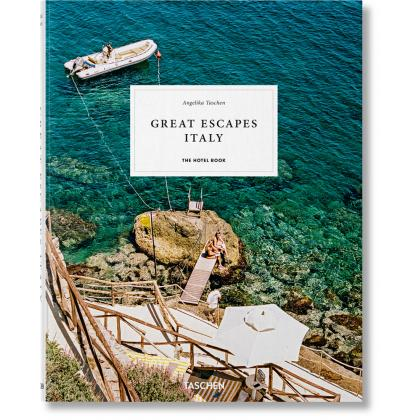 Zdjęcie Książka Great Escapes: Italy. The Hotel Book. 2019 Edition - Taschen