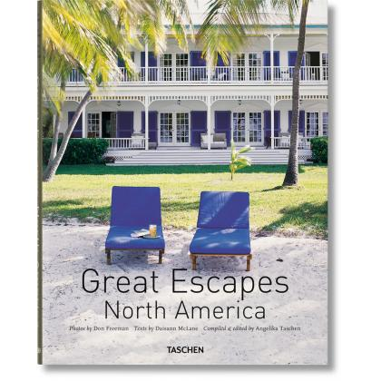 Zdjęcie Książka Great Escapes North America. Updated Edition - Taschen