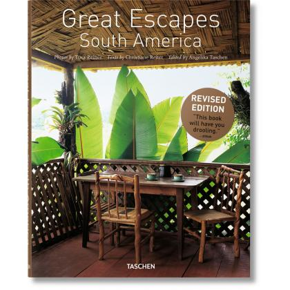 Zdjęcie Książka Great Escapes South America. Updated Edition - Taschen