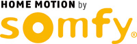 Home motion by somfy logo